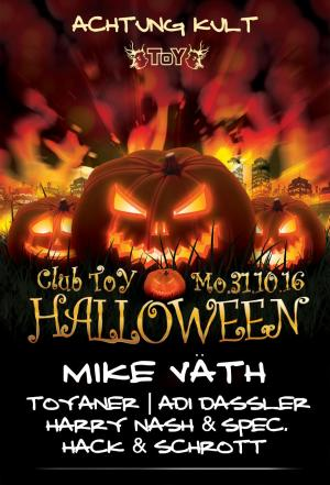 Club Toy Stuttgart - Achtung Kult: ToY Halloween