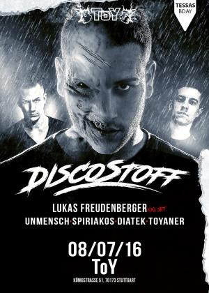 Club Toy Stuttgart - Discostoff