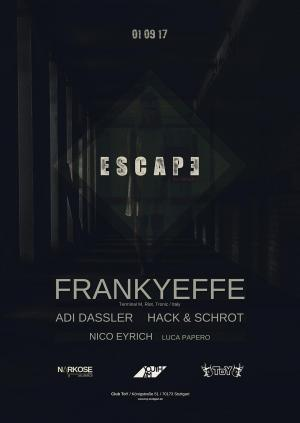 Club Toy Stuttgart - Escape with Frankyeffe