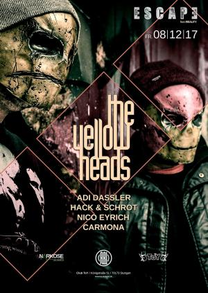 Club Toy Stuttgart - Escape with the YellowHeads