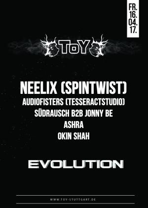 Club Toy Stuttgart - Evolution w. Neelix