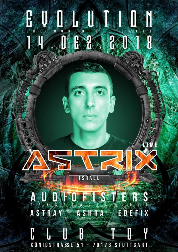 EVOLUTION ASTRIX LIVE