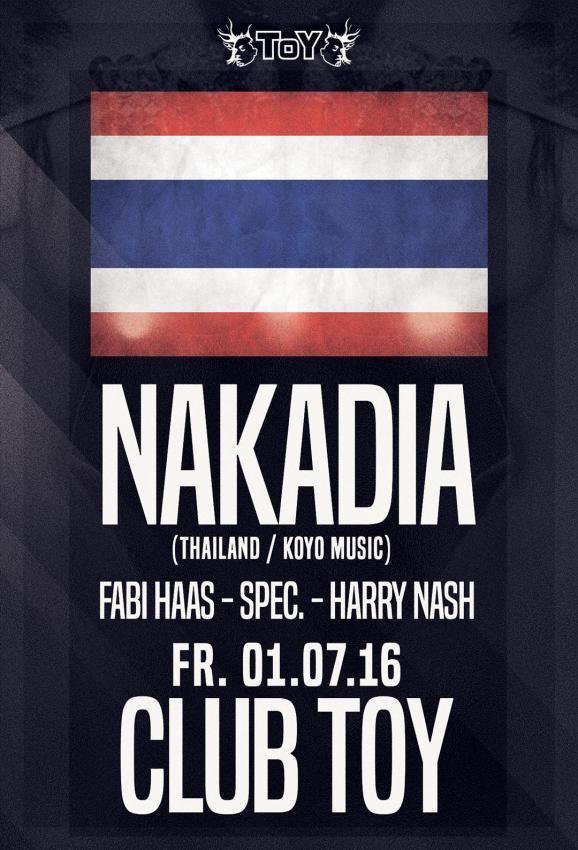 NAKADIA  @ TOY CLUB