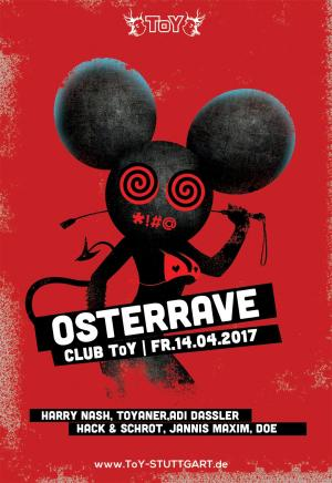 Club Toy Stuttgart - Osterrave