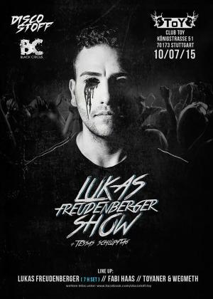 Club Toy Stuttgart - The Lukas Freudenberger Show